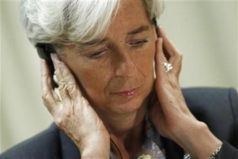 IMF seeks $600 billion more in funds; G20 to discuss