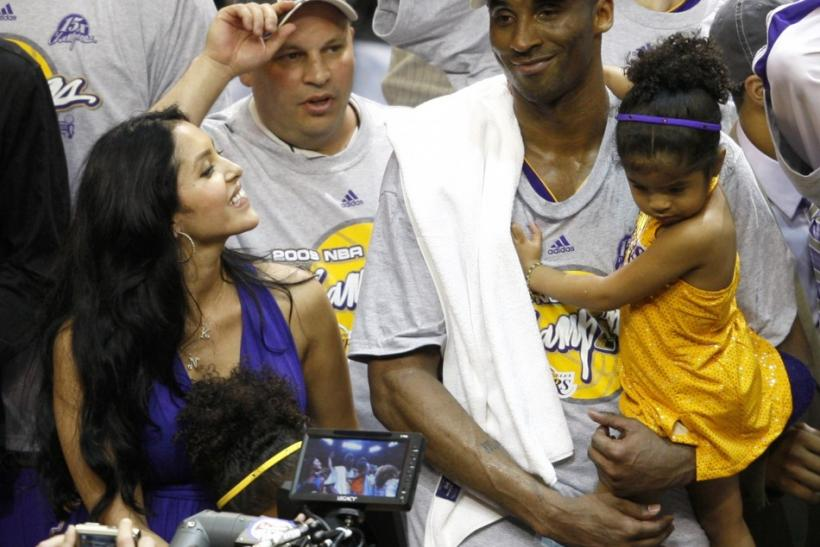 Kobe and Vanessa Bryant Divorce Settlement