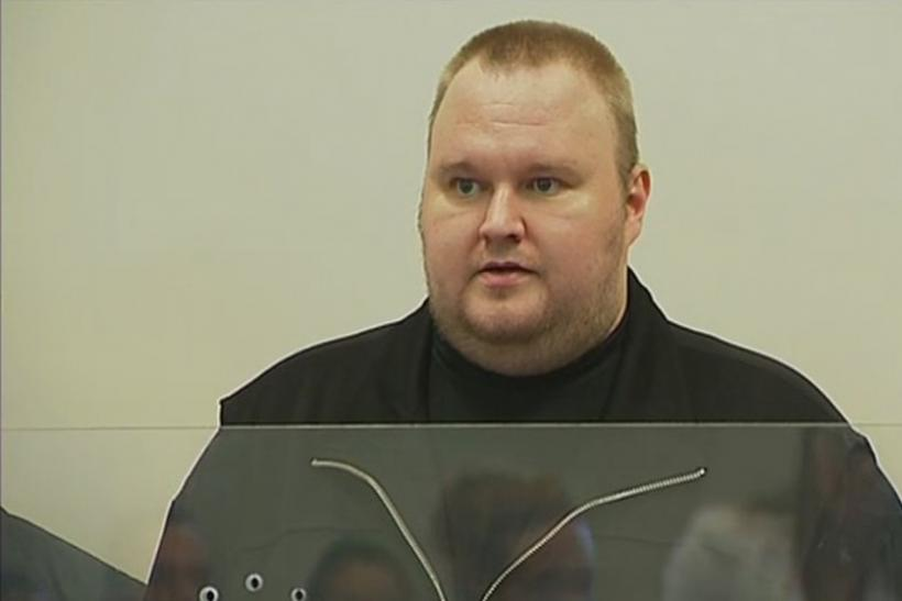 Megaupload's Kim Dotcom at court in Auckland