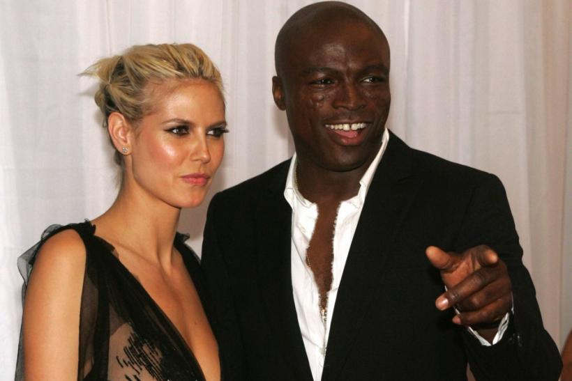 Heidi Klum, Seal Divorce