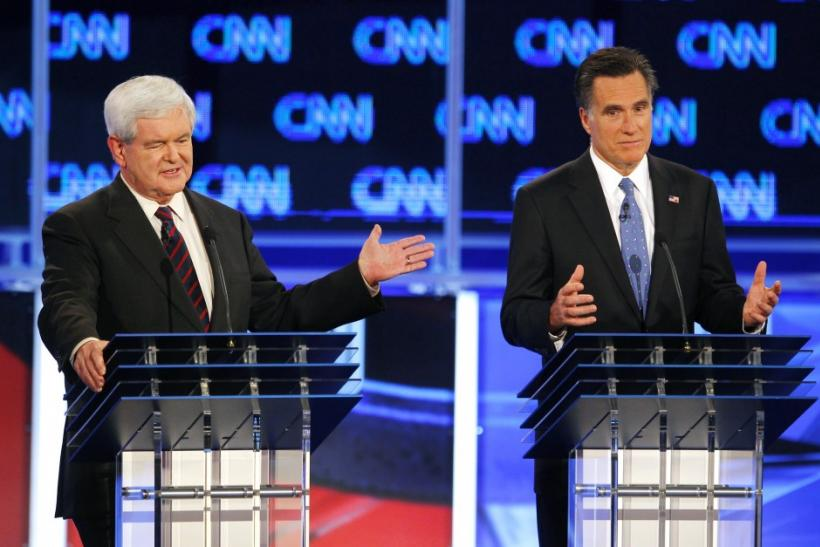 Mitt Romney brings up Mexican background