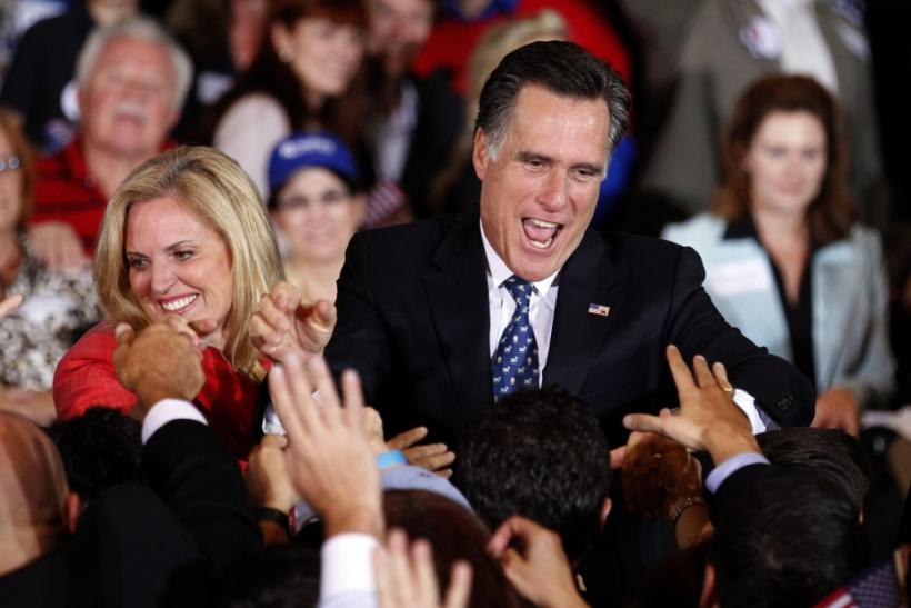 Mitt Romney, Ron Paul Win Big At Washington Republican Caucus 2012 Ahead of Super Tuesday