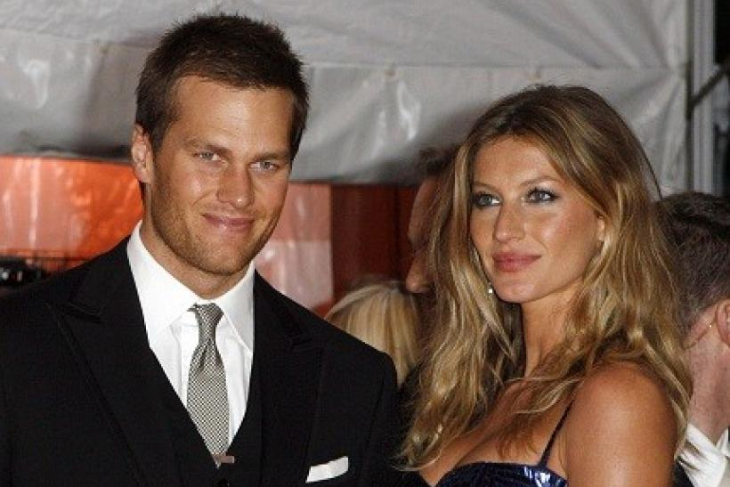 While Gisele was Pregnant
