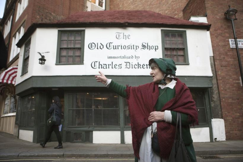 The Dickens Tour