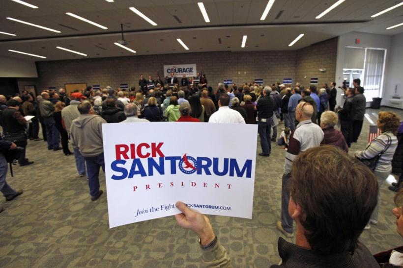 Rick Santorum Wins Missouri