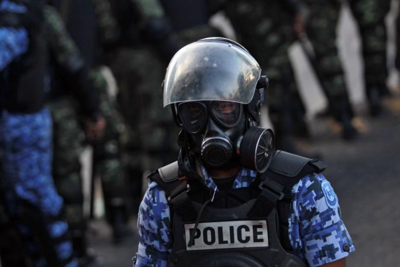 Maldives: Protesters Clash with Security Forces over Ousted President