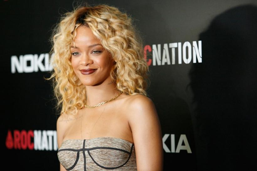Rihanna, Katy Perry and Other Celebs at the Pre-Grammy Gala