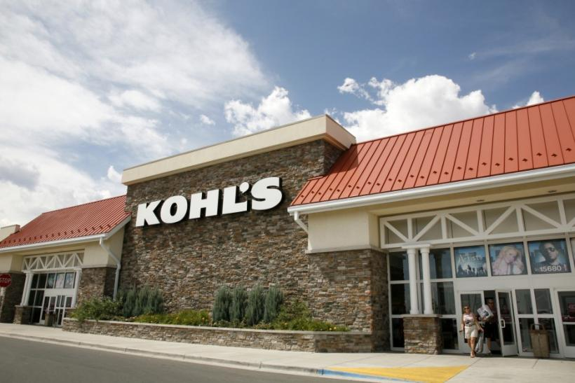 Kohl's store in Westminster