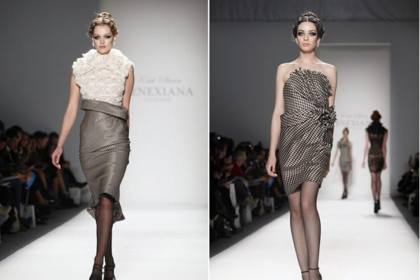 Best of New York Fashion Week 2012: Glamorous Evening Gowns and Chic Pumps (PHOTOS)