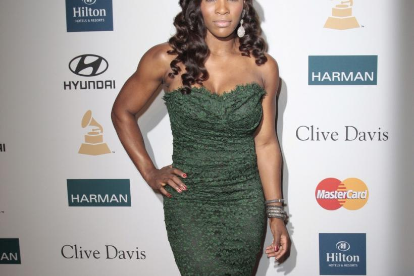 Clive Davis Pre-Grammy Party at Beverly Hilton Hotel