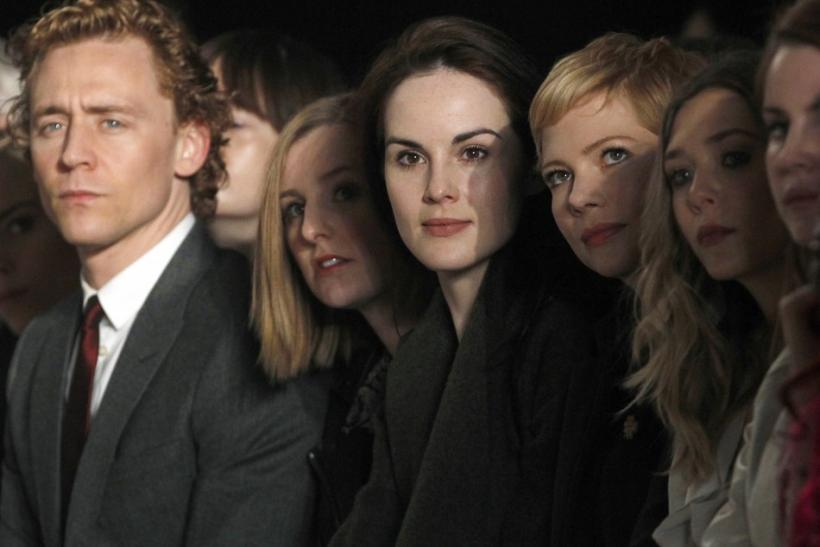 Tom Hiddleston, Laura Carmichael, Michelle Dockery, Michelle Williams, Elizabeth Olsen