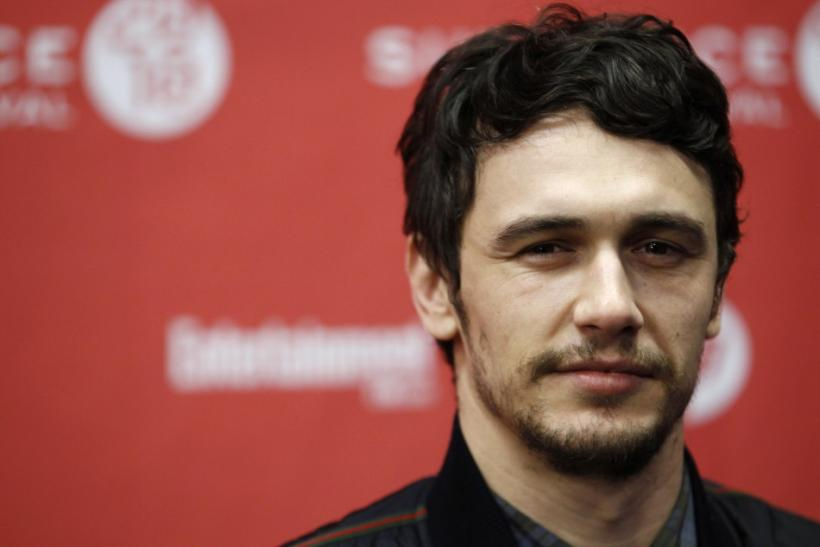 James Franco Presented His Film 'My Own Private River' in NY