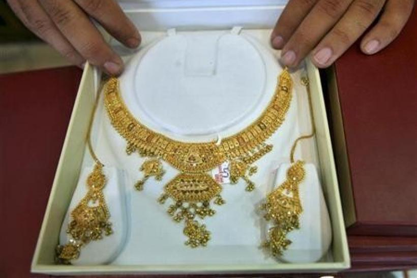 Indian gold imports in 2012 seen down 20 pct