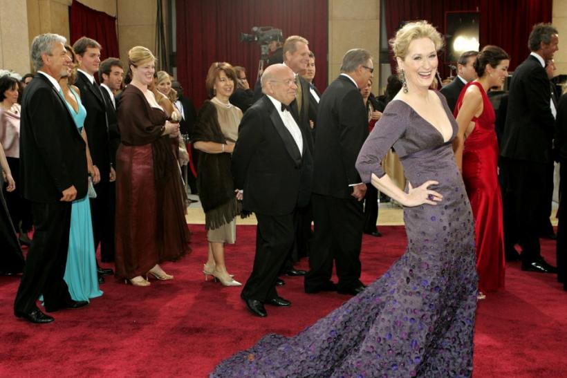 Meryl Streep at the 2006 Oscars