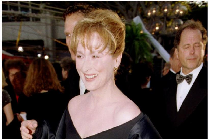 Meryl Streep at the 1996 Oscars