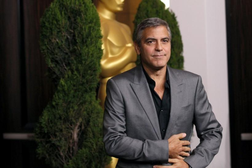 """George Clooney for """"The Descendants"""""""