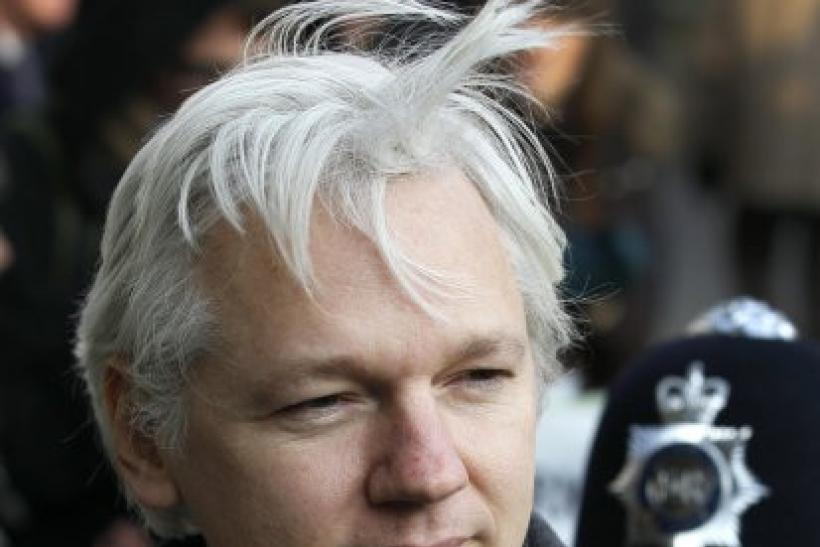 'Senator Julian Assange' Would Bat for an Open Govt, Free Speech