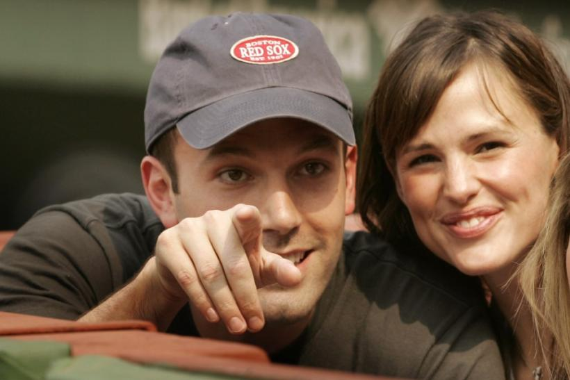Ben Affleck and Jennifer Garner become parents for third time