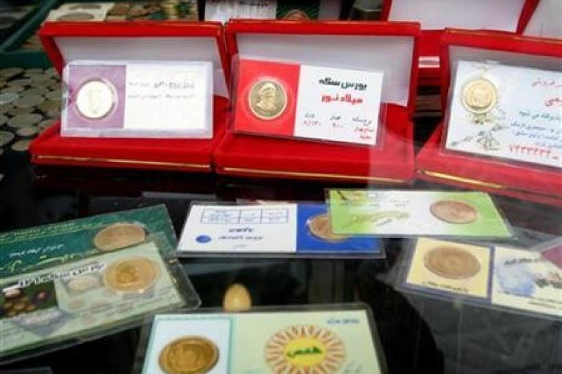Iran to accept payment in gold from trading partners