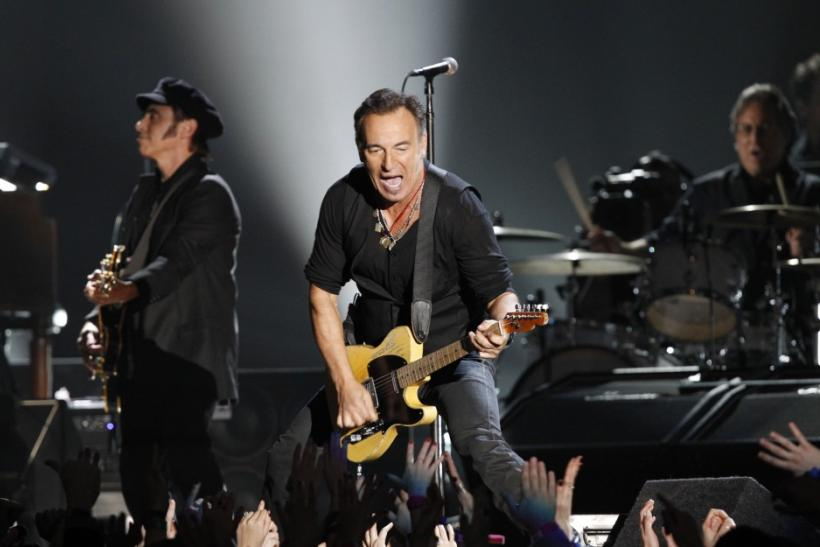 Bruce Springsteen and The E Street Band are busier than ever
