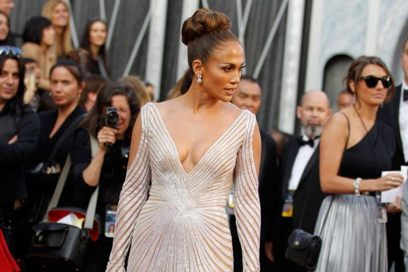 Most Glamorous 2012 Celebrity Red Carpet Hairstyles