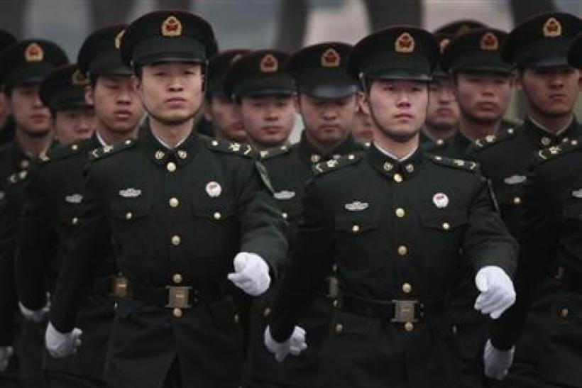 People's Liberation Army China