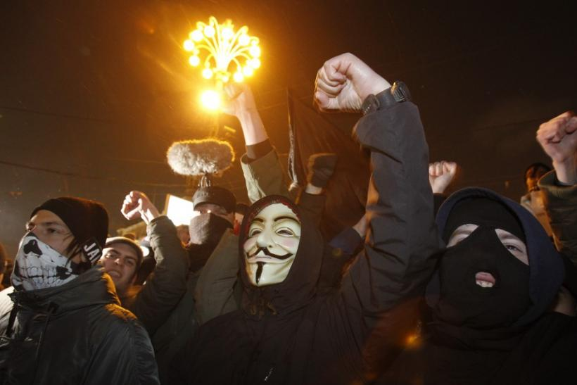 Russia Protests: Chaos in Streets Over Free Elections [PHOTOS]