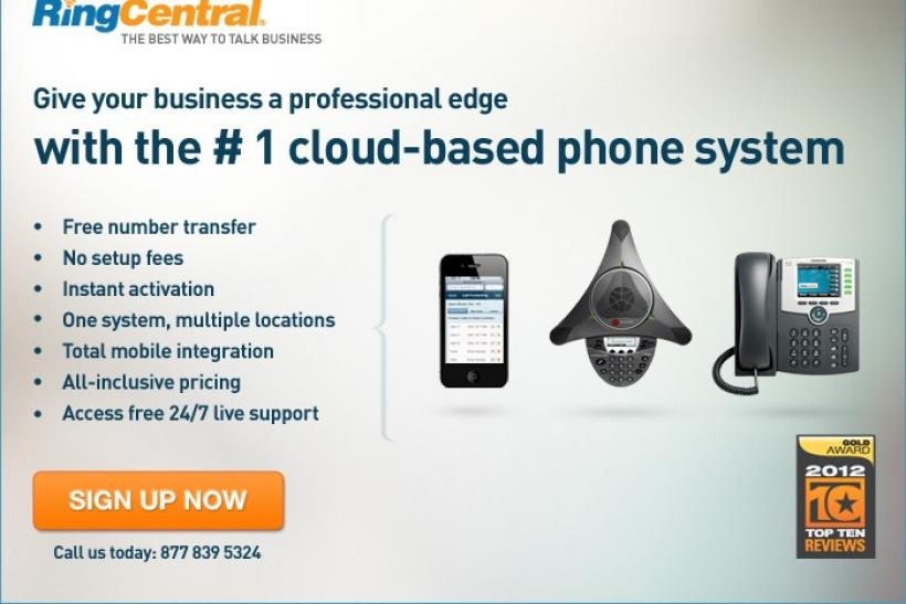Top Business Phone Systems 2012
