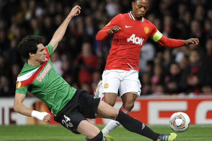 Watch all the highlights from Manchester United Vs. Athletic Bilbao in the Europa League.