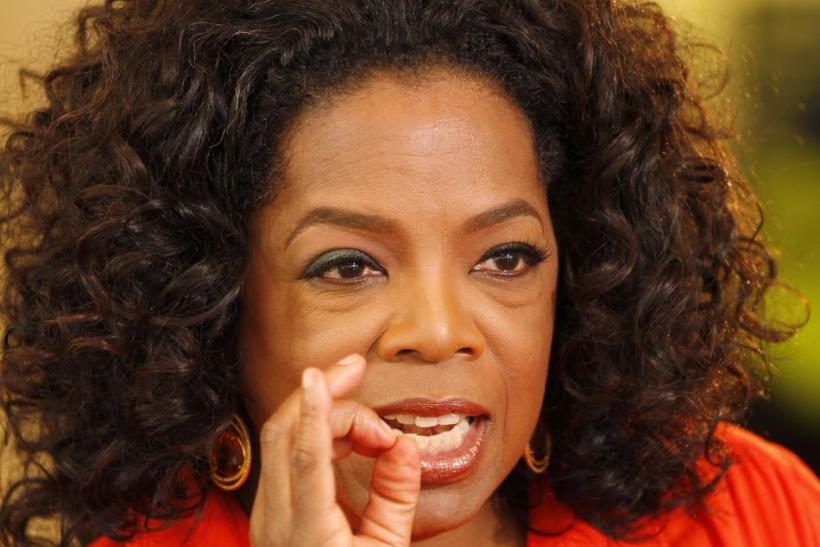 research paper on oprah winfrey