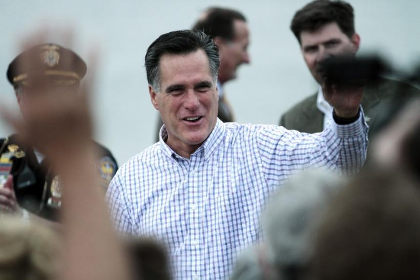 Mitt Romney was the clear winner of the Republican primary races in Maryland and Washington, D.C.