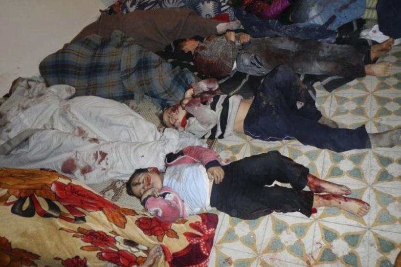 Homs Syria Massacre