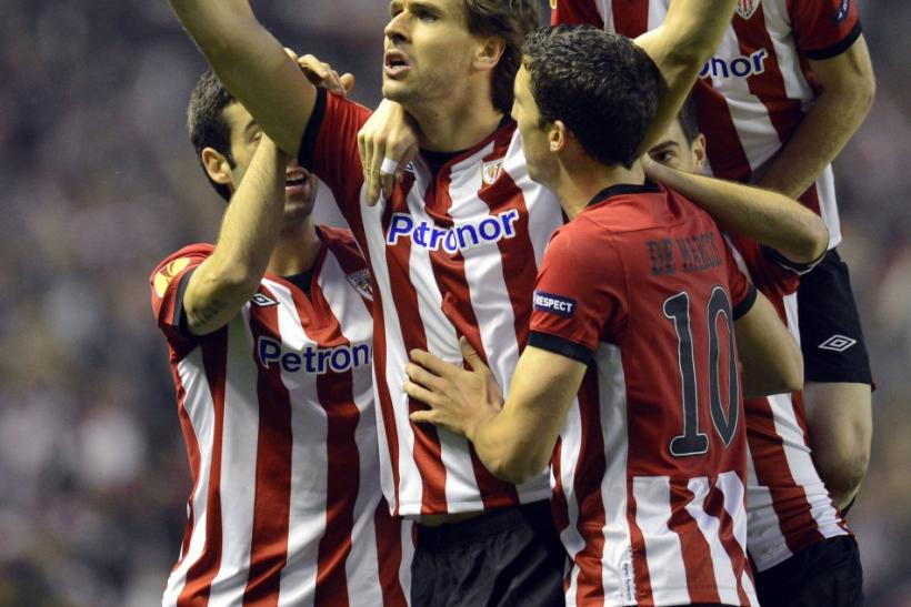 Watch highlights of Athletic Bilbao Vs. Manchester United in the Europa League.