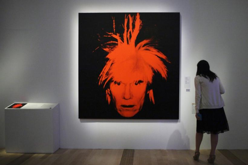 Andy Warhol 15 Minutes Eternal
