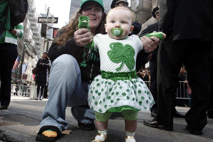 An Irish Blessing: St. Patrick's Day 2012