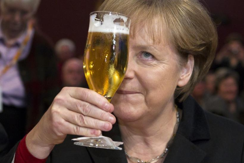 2012: Merkel Before the Spill