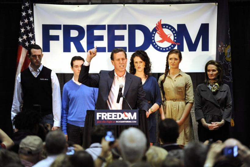 Illinois Primary 2012: Three Big Reasons Why Santorum Lost
