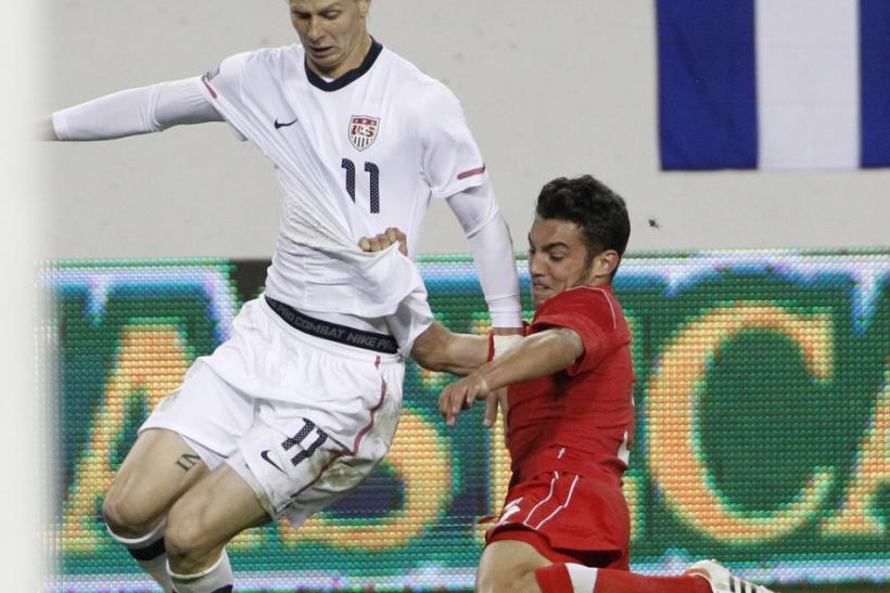 Where to watch a live stream online of U.S. U23 Vs. El Salvador U23 in the Concacaf Men's Olympic Qualifying tournament.
