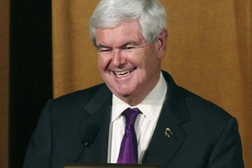 A Picture With Newt Gingrich Now Costs $50
