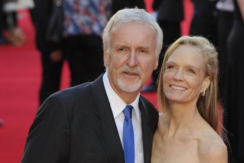James Cameron, Suzy Amis