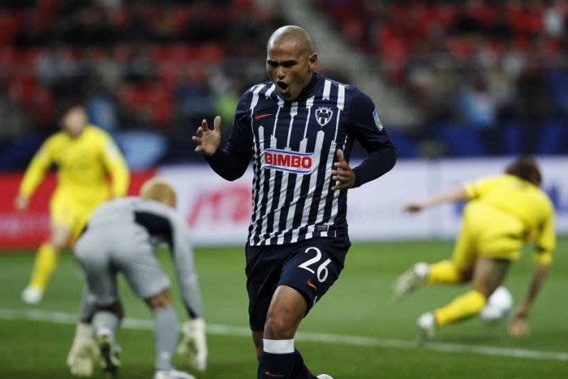 Monterrey take on Pumas UNAM in the first-leg of the CONCACAF Champions League semi-final looking for more goals from Humberto Suazo