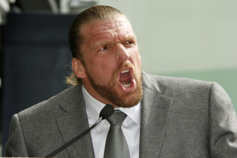 Triple H will try to end The Undertaker's streak of 19 straight wins at Wrestlemania.