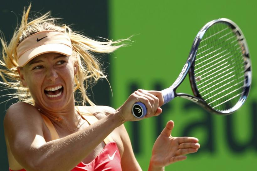 Where to watch a live stream of Sharapova Vs. Radwanska in the final of the Sony Ericsson Open in Miami, plus a full preview and prediction.