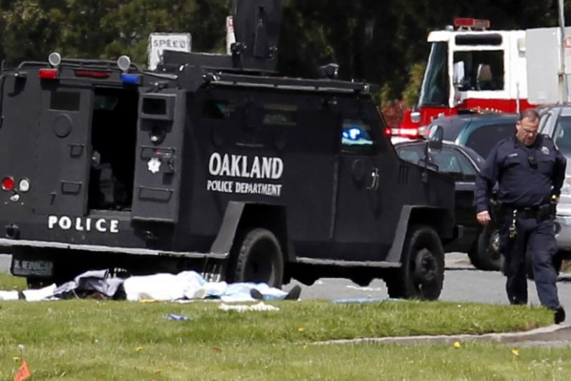 Oakland Shooting