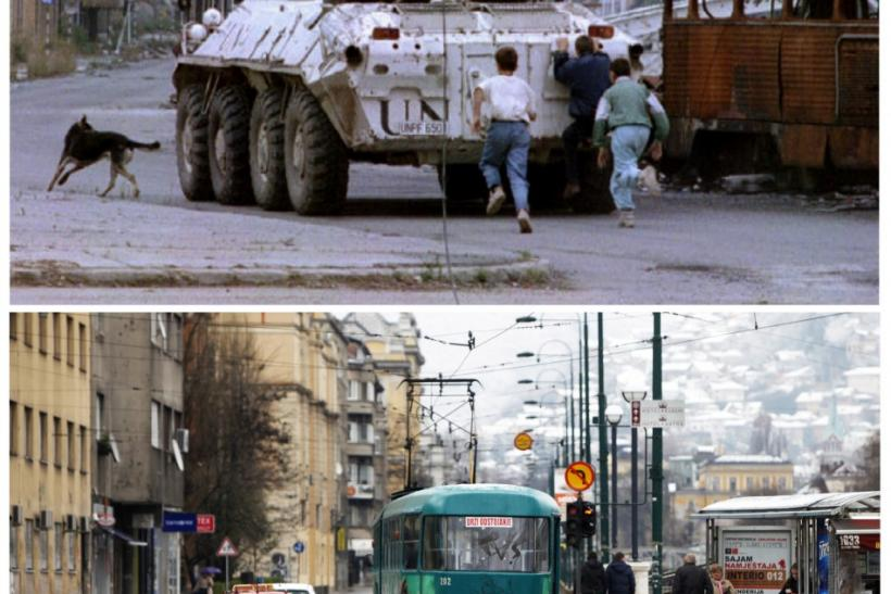 From Tanks To Trams