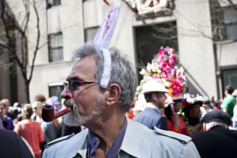 NYC Easter Parade 2012
