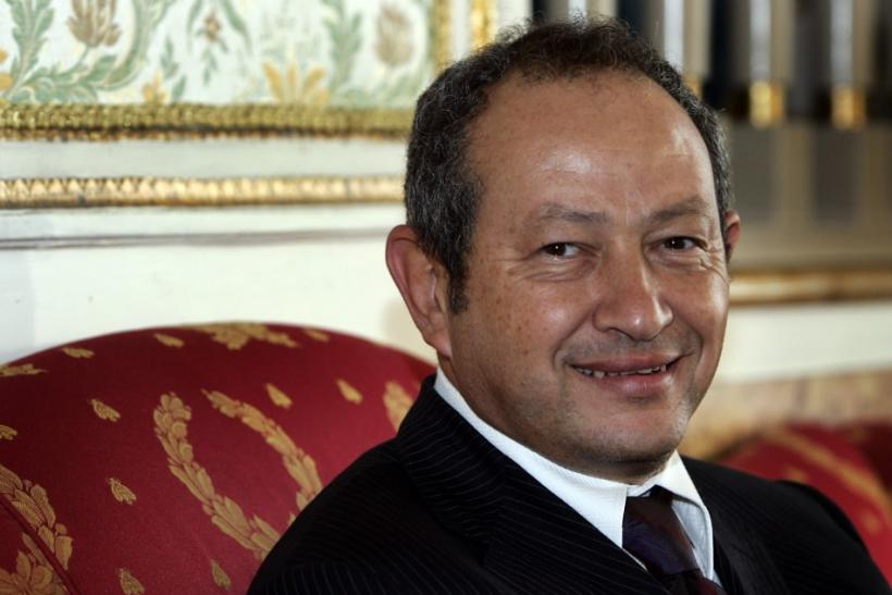 #5. Egyptian Businessman Naguib Sawiris – Net Worth $3.1 B