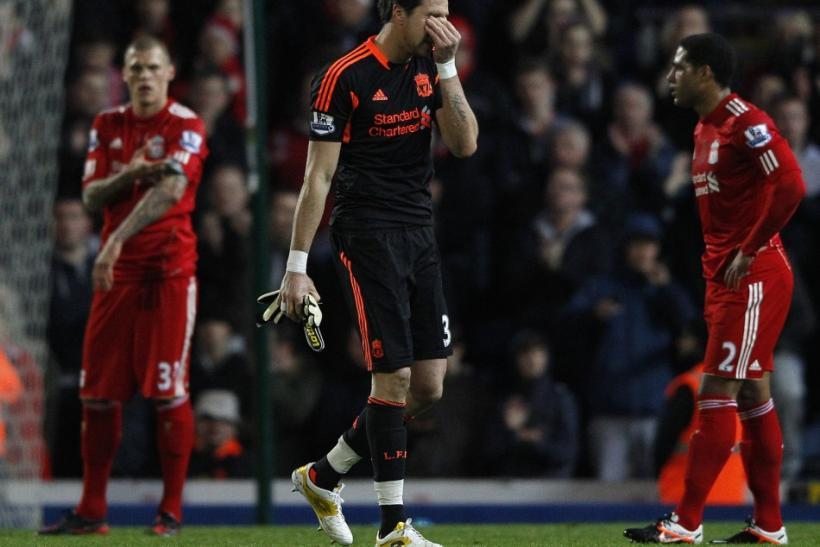 Watch highlights of the eventful Premier League encounter between Liverpool and Blackburn at Ewood Park.