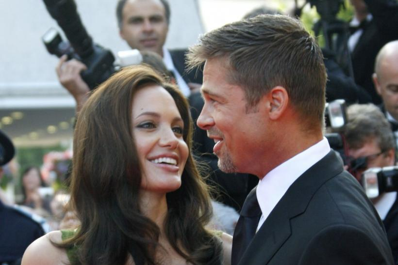 Angelina Jolie Pregnant with the couple's first child
