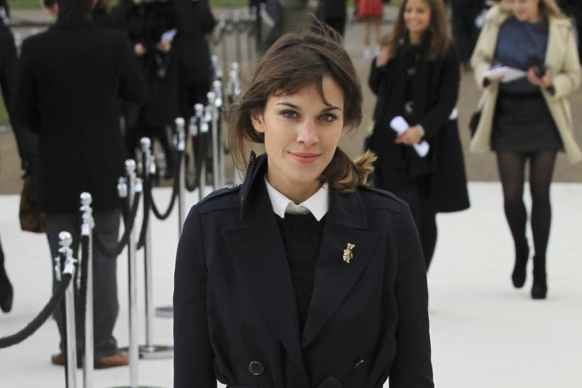 Style Icon Alexa Chung to Host 2012 Scottish Fashion Awards